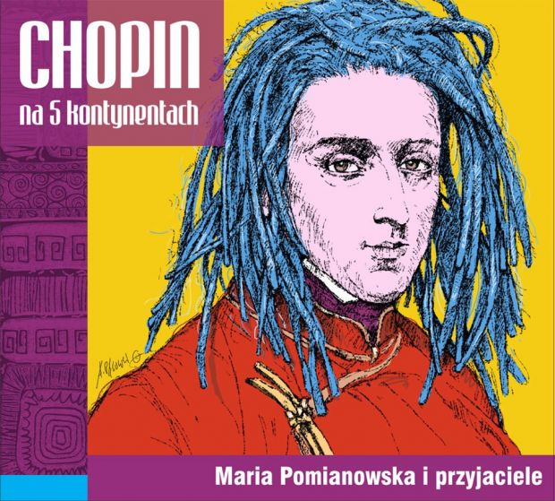 image: CHOPIN on 5 continents