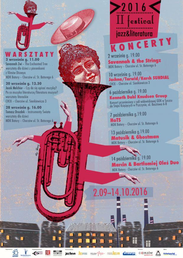image: II Jazz&Literature Festival 2016
