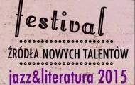 zdjęcie: I Festiwal Jazz&Literatura 2015